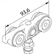 Vozík SOLIDO 80