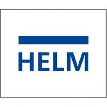 Podlahový vodiaci čap HELM 73, plast