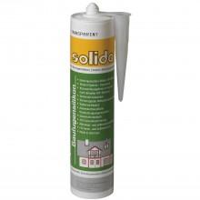 SOLIDO neutrálny silikón 310 ml, sivý (~RAL7000)