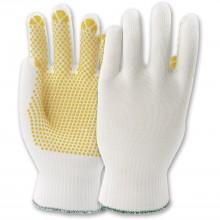 Ochranné rukavice KCL, Polytrix N 912, veľ.8, EN388 kat.II, mat. polyamid/bavlna