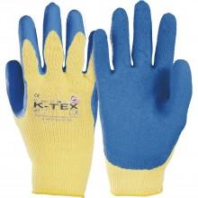 Ochr. rukavice KCL, K-Tex 930, veľ.8, EN388 kat. II,mat. para-aramid/prír. latex