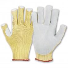 Ochr. rukavice KCL, K-Mex L 995, veľ.8, kožený poťah na vnút.strane,EN388 kat.II