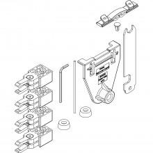 Tlmiaca súprava HAWA-Ordena 70/F, počet dverí 3
