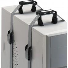 Držiak na PC, model 201, strieborná farba
