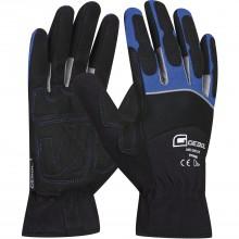 GEBOL pracovné rukavice Anti Shock Premium, veľkosť 9, kategória II