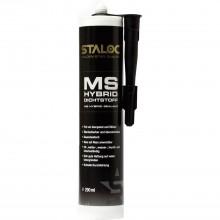 STALOC MS Hybrid lepidlo/tesniaca hmota 290ml, biele