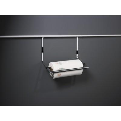 Držiak kotúčov s kuchynskými papierovými utierkami 352x260x150mm, antikor. efekt