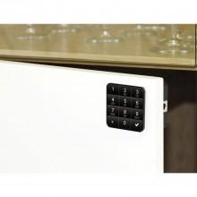 Solido elektr. nábytkový zámok, set s klávesnicou, pre verejné priestory
