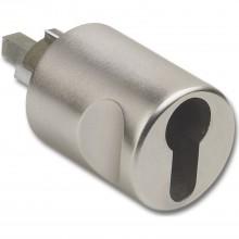 JuNie 3570 ASS Cylindr. otočný gombík, profilový polcylinder určený pre CV,zamak