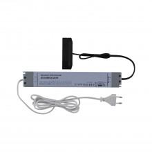 LED-sieťový zdroj NG40 12 V/DC, rozdeľovač s 10 výstupmi, výkon 60 W