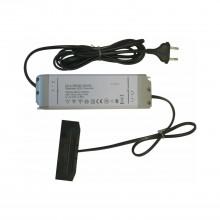 LED-sieťový zdroj NG41 12 V/DC, rozdeľovač s 10 výstupmi, výkon 75W