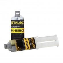 STALOC K-880 tekutý kov 25ml sivý + zmiešavač