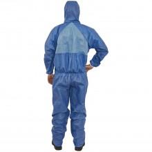 3M ochranný odev 4532, modrý, veľ. L, kategória III
