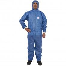 3M ochranný odev 4532, modrý, veľ. XL, kategória III