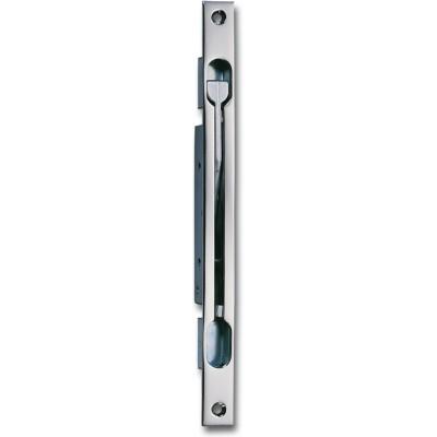 Dvojitá dverová závora, zdvih 14, 250 x 20 x 2,5 mm, pozinkovaná oceľ