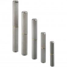 Valcový záves CHARMAG na privarenie 23 x 200 mm, neupravená oceľ