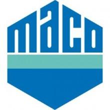 MACO HS príslušenstvo štandard pre hornú vodiacu koľajnicu zalícovanú