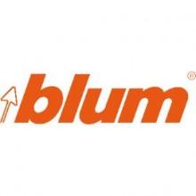 BLUM TANDEMBOX antaro držiak chrbta, Z30D000SL, hodvábne biela oceľ