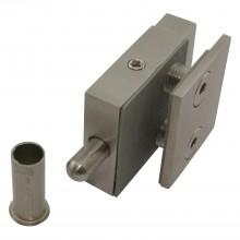 SOLIDO zaisťovacia závora spodná, s podlahovým púzdrom,platnička 36mm,ušľ.oceľ