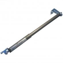 Dverový zatvárač Direkt II 150, šírka dverí do 1200 mm, pozinkovaná oceľ