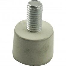 Náhradná gumička pre obmedzovač dverí, zdvih 30 mm