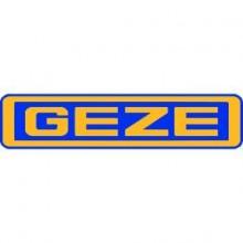 Dverová lišta DB pre GEZE s plochým kónusom, dorazové dvere, pozinkovaná oceľ