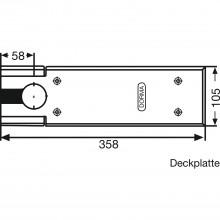 Kryty TS80, antikorová oceľ