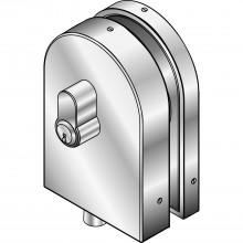 Rohový zámok Prestige, pripravená CV, 8 – 12 mm, (14.400) ušľ. oceľ