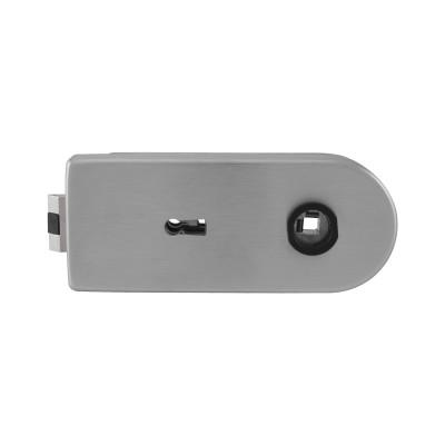 Zámok SOLIDO Studio Round BB s 2 kľúčmi 300-BB, sklo 8 mm, antikoro