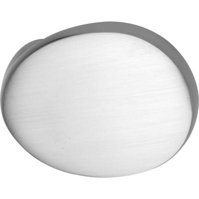 Zalomená guľa oválna, 51 x 81 x 47mm, hliník