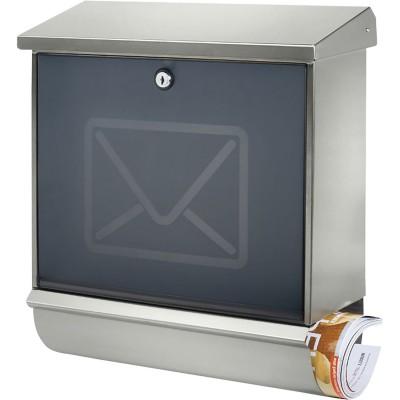 BURG poštová schránka LUCENTA , ušľachtilá oceľ 2700