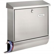 BURG poštová schránka AMRUM s boxom na noviny