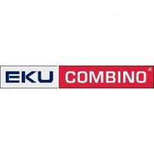 Súprava kovania EKU COMBINO 20/35 H IS, počet dverí 3, oceľ/antracitový plast