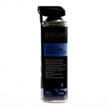STALOC ochranný olej MultiStraw V7 SQ-470, 500ml sprej s duálym rozprašovačom